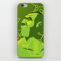 A Hulk iPhone & iPod Skin