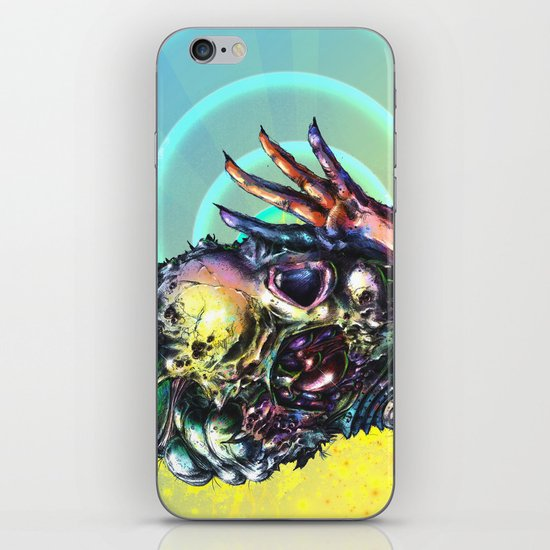 The Deceitful Siren iPhone & iPod Skin