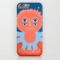 Focussian Furry Alien iPhone 6 Slim Case