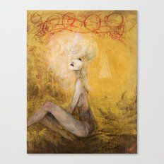 Tumult Canvas Print