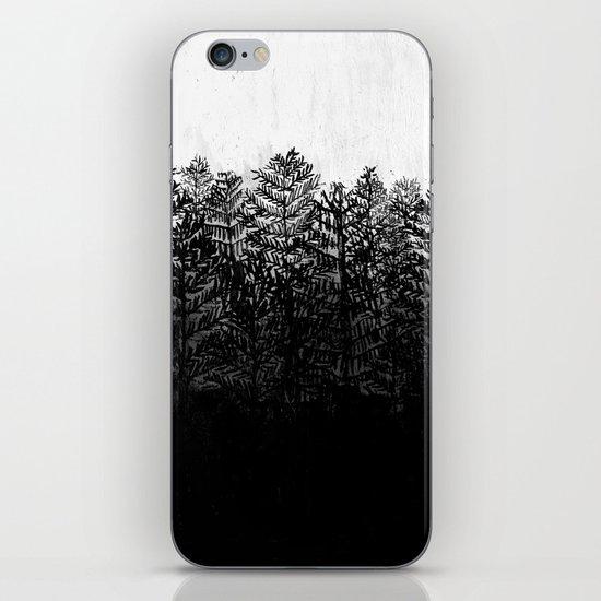 Nocturne No. 4  iPhone & iPod Skin