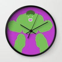 Radiology Wall Clock