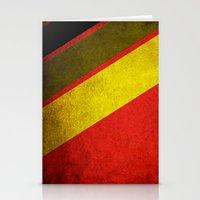 Grunge Retro Background … Stationery Cards