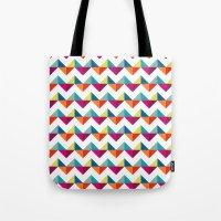 Geometric Pattern 02 Tote Bag