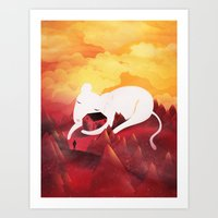 I Will Never Leave You (… Art Print