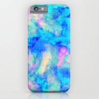 Electrify Ice Blue iPhone 6 Slim Case