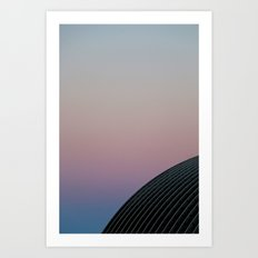 Daylight Aura Art Print
