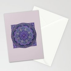 Batik Meditation  Stationery Cards