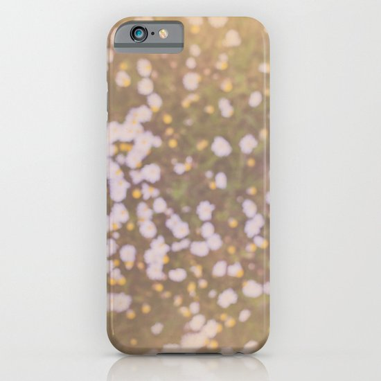 Summer brings the flowers iPhone & iPod Case