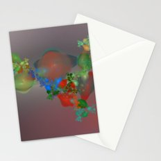in the morning Stationery Cards
