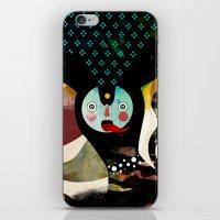 Duality - Muxxi X Alvaro Tapia iPhone & iPod Skin