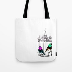 KGBirds Tote Bag