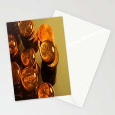 A Penny For Your Thoughts. Stationery Cards