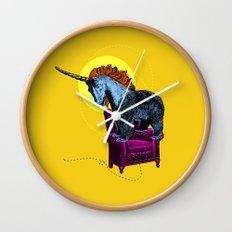 Get off the furniture, Unibear Wall Clock