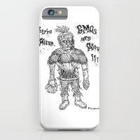 GMO-kenstein iPhone 6 Slim Case