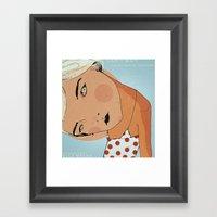 Sundburn Framed Art Print