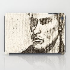 Mr Shady by D. Porter iPad Case