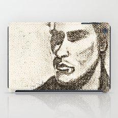 Mr Shady by D. Porter iPad Case