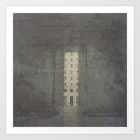 Memory, You Have The Key… Art Print