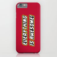 Everything is Awesome! iPhone 6 Slim Case