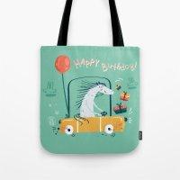 Happy birthday! Tote Bag