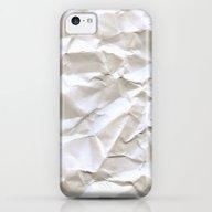 White Trash iPhone 5c Slim Case