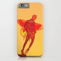 iPhone & iPod Case featuring You Should Treat Your Muse Like A Fairy by Leigh Wortley