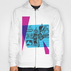 Blockbuster and Chill Hoody