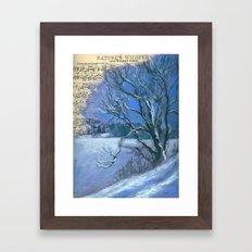 Nature's Whisper Framed Art Print