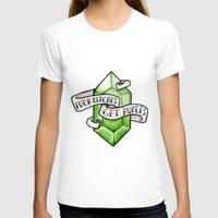 zelda T-shirts featuring Zelda by Danni Fuentes