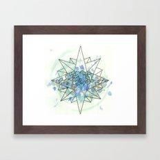 C.O.M.P.A.S.S. No. 7 Framed Art Print