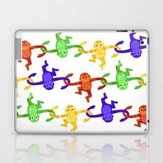 Barrel of Monkeys Laptop & iPad Skin