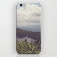 White Lake State Park, N… iPhone & iPod Skin