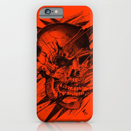 Skull's Not Dead iPhone & iPod Case