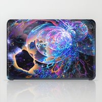 Transitory Cosmos iPad Case