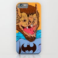 Bat-mania iPhone 6 Slim Case