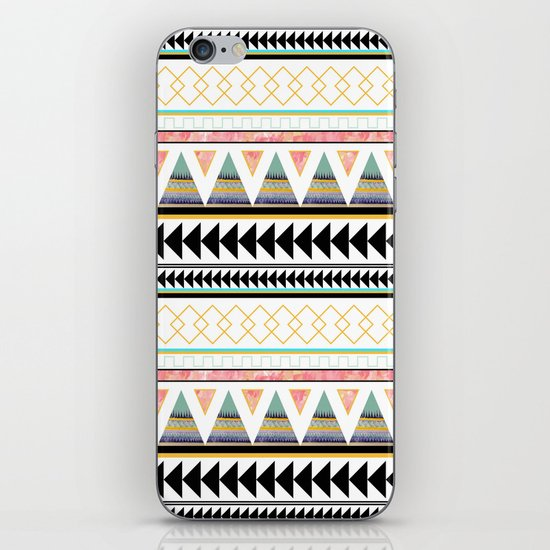 Aztec 3 iPhone & iPod Skin