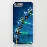 iPhone & iPod Case featuring Fly High by Beth - Paper Angels Photography