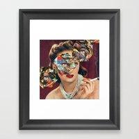 Cultural Bias Framed Art Print