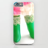 iPhone & iPod Case featuring Blythe boots by Miss Doll