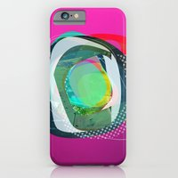 iPhone Cases featuring the abstract dream 4 by Marko Köppe