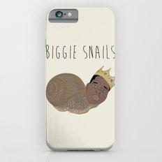 BIGGIE SNAILS iPhone 6 Slim Case