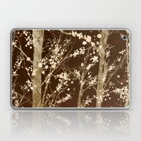 Make it Through (woodland brown edition) Laptop & iPad Skin