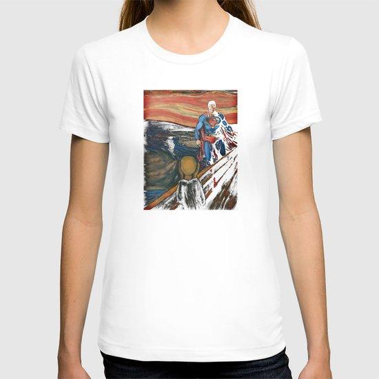 The Superman Scream T-shirt