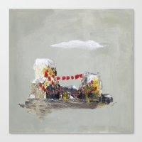 Rahab Canvas Print