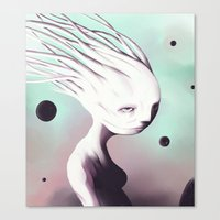 The unwanted II Canvas Print