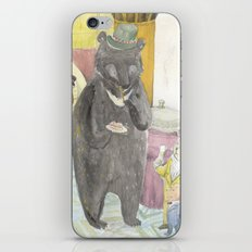 animal party iPhone & iPod Skin
