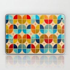 Happy Tulips Grunge Laptop & iPad Skin