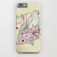 si canem corvus iPhone 6 Slim Case