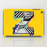 Z for …. iPad Case